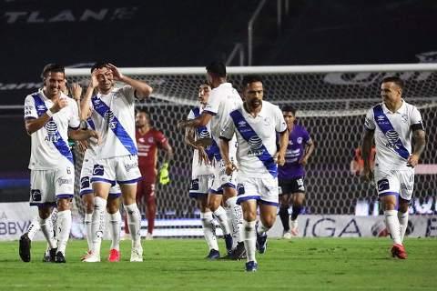 Mazatlán Fc fue goleado por el puebla en su debut en guard1anes 2020