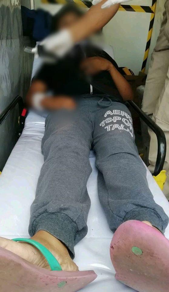 Balean a joven mujer en Tangancícuaro y horas después acude a recibir atención médica