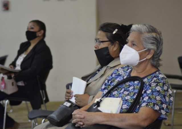 Vecinos son capacitados por Gobierno de Morelia en combate al dengue