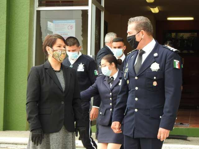 Con especialización para resolución de conflictos vecinales, se preparan alrededor de 100 cadetes para ingresar a Policía Morelia