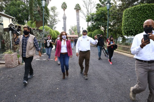 El zoológico de Morelia, listo para reabrir sus puertas este 18 de julio