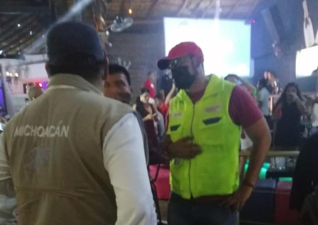 Suspende SSM 3 bares en Lázaro Cárdenas por no cumplir con protocolos sanitarios