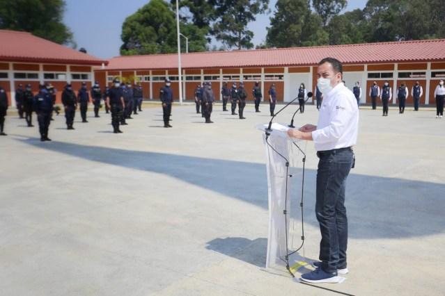 Continuará SSP en labores de disuasión ante COVID-19: Carlos Herrera