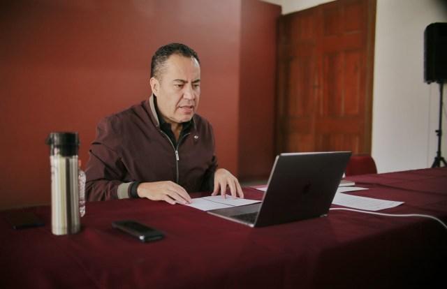 Bancarizar nómina educativa, en beneficio del magisterio de Michoacán: Carlos Herrera