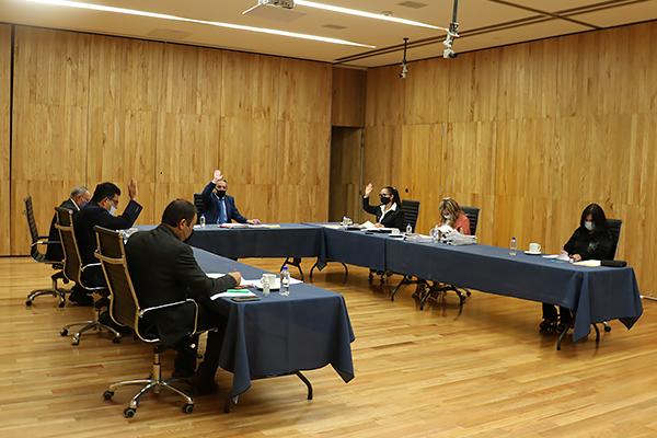 Consejo del Poder Judicial de Michoacán realiza análisis para agilizar el servicio a los usuarios de la justicia en tiempos del Covid-19