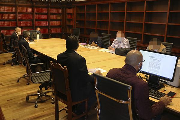 Con licitaciones públicas, el Poder Judicial de Michoacán asegura las mejores