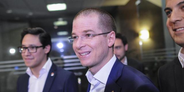 Ricardo Anaya recibió 6.8 mdp en sobornos, asegura Lozoya en su denuncia