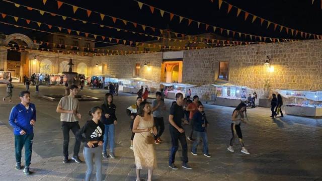 Gobierno de Morelia con encomienda de Raúl Morón masificó cultura con mil 463 interacciones