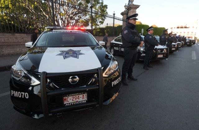 Se incorporarán 100 elementos más a la policía municipal de Morelia