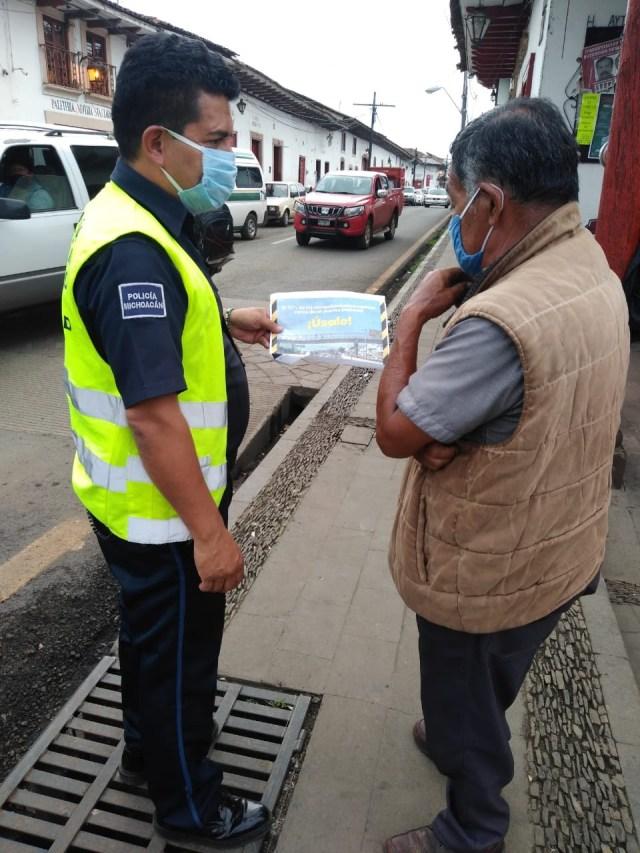 Exhorta SSP al uso de puentes peatonales para evitar accidentes