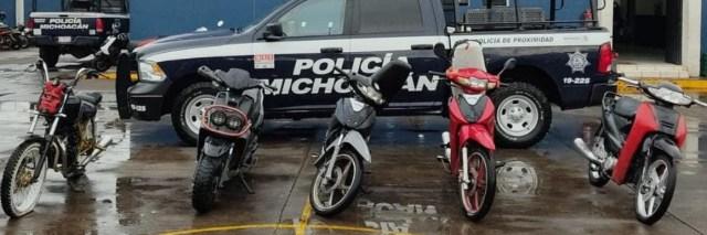 En el mes de julio, aseguró SSP 360 vehículos en todo el Estado