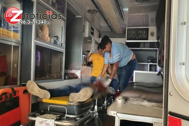 Menor de edad muere en ambulancia tras ser baleado cerca de La Rinconada de Zamora