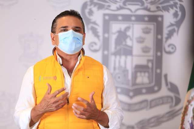 Cuidar la salud y salvar vidas, prioridad ante Noche de Muertos: Silvano Aureoles