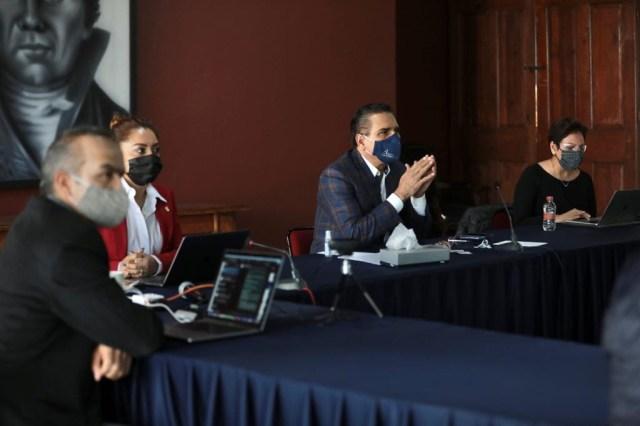 Peligro por COVID-19 no ha pasado, necesario reforzar acciones en Morelia y La Piedad: Gobernador