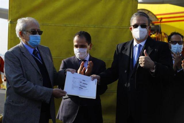 Hoy es el principio del fin de la pandemia: Ebrard