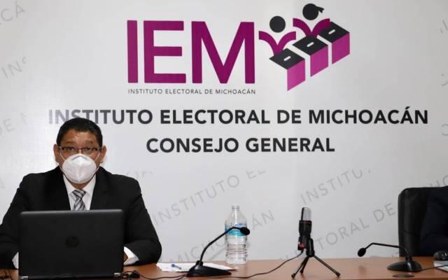 Aprueban protocolo de salud en el IEM para campañas