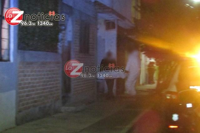 Asesinan a hombre en domicilio de la Eduardo Ruíz, Morelia