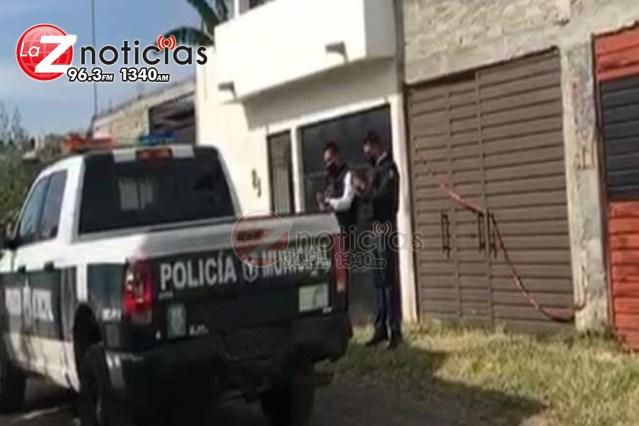 Cadáver con heridas de arma blanca es encontrado en vivienda en Morelia