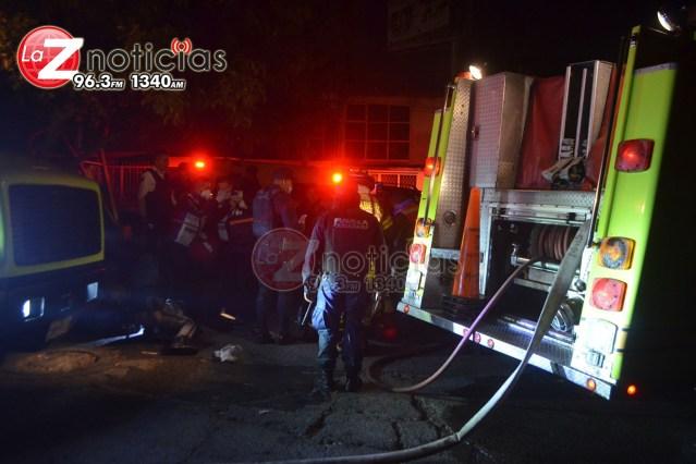 Muere anciana en incendio en Morelia