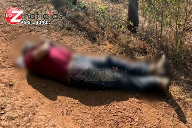Localizan a un hombre asesinado en la comunidad de Tarecuato