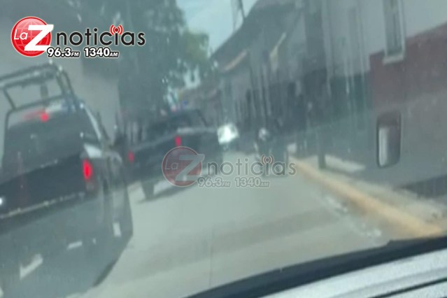 2 muertos y 3 heridos en balacera entre gatilleros rivales, ahora en Tahuejo