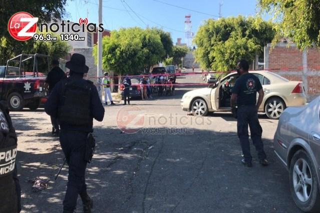Niña atropella a 3 menores y una mujer en Tarímbaro; hay un muerto