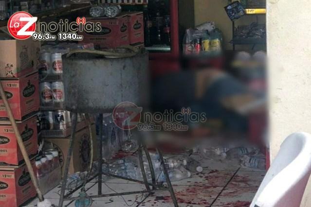 Dos hombres y una mujer muertos en atentado a balazos en miscelánea