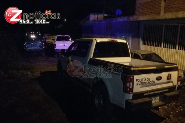 Pistoleros irrumpen en vivienda y asesina a 2 hombres