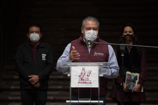 Reconoce Raúl Morón incremento de Homicidios Dolosos en Morelia pero aclaró, que también hay muertos en el estado y en el país