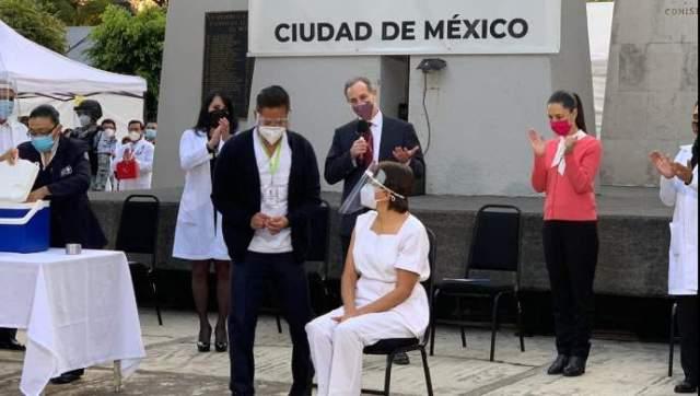 Comienza distribución de vacuna contra Covid-19 a centros médicos