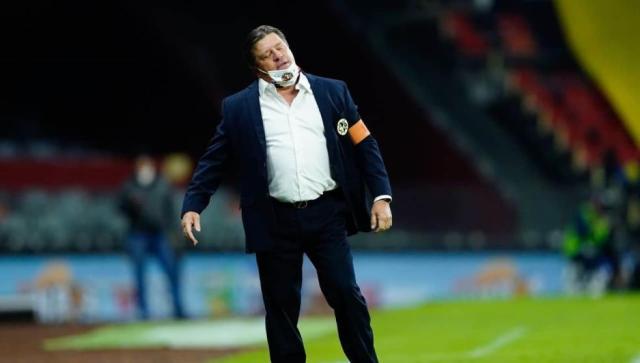Miguel Herrera deja de ser técnico del América