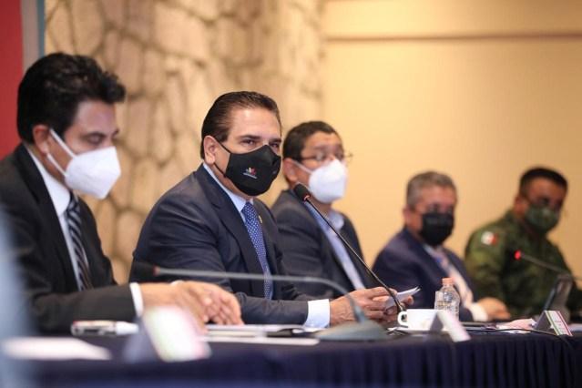 Encabeza Silvano Mesa de Seguimiento al Proceso Electoral en Michoacán