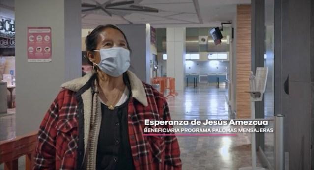 Palomas Mensajeras, el programa que une a las familias de Michoacán