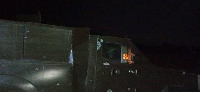 En acción interinstitucional,  se detuvo a dos personas, se aseguraron 19 armas y 30 vehículos