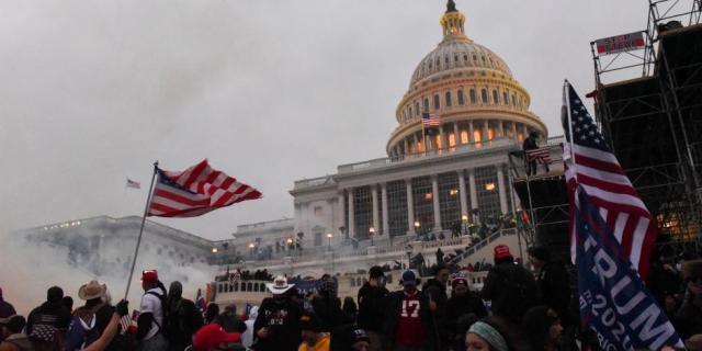 Declara Trump estado de emergencia en Washington para toma de protesta de Biden