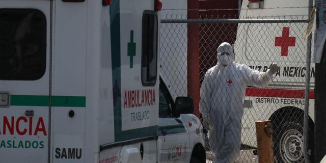 COVID-19 en México: 1,623 decesos y 17,944 casos nuevos para este día