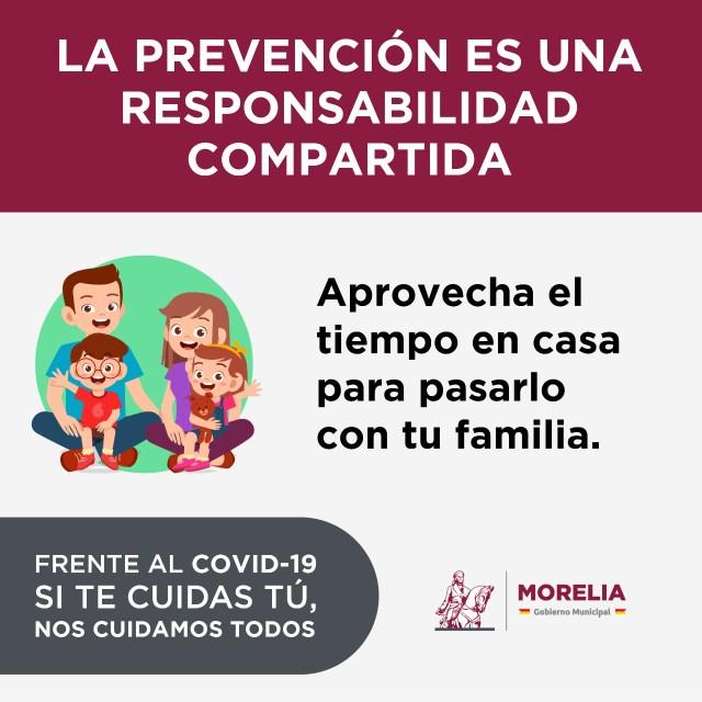 Habilita Gobierno de Morelia lineas de atención para apoyo COVID