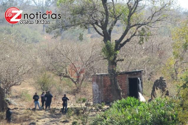 Hallan a 4 ejecutados a balazos en Jacona