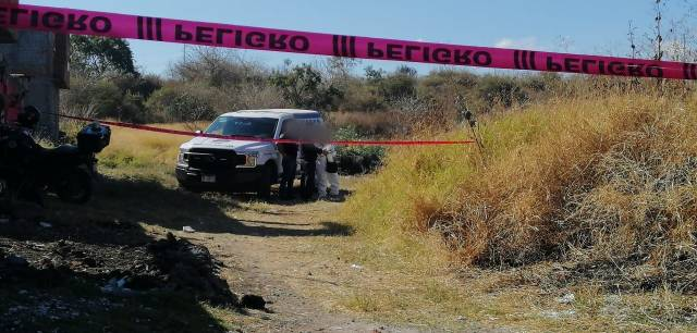Localizan a un hombre asesinado al norte de Morelia