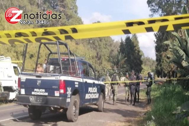 Sargento Segundo de OE es hallado sin vida y baleado