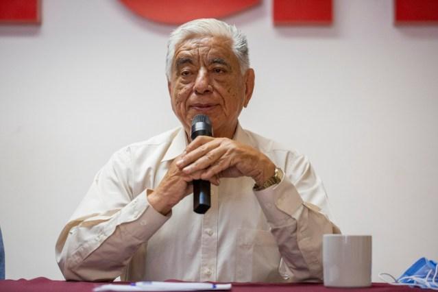 La coalición con PT está caída, Felipe Rodríguez, delegado nacional de Morena