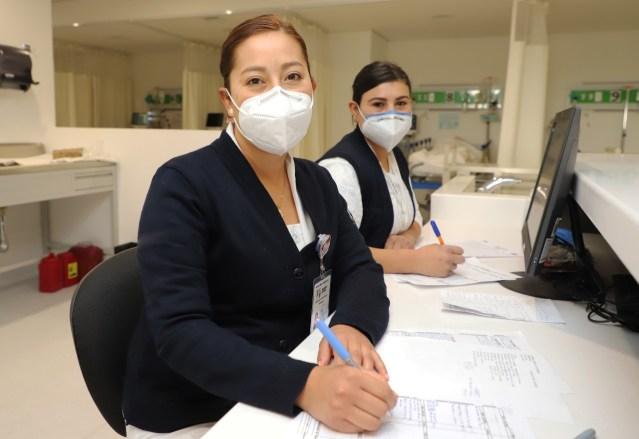 Enfermeras y enfermeros, claves en la lucha contra el COVID-19