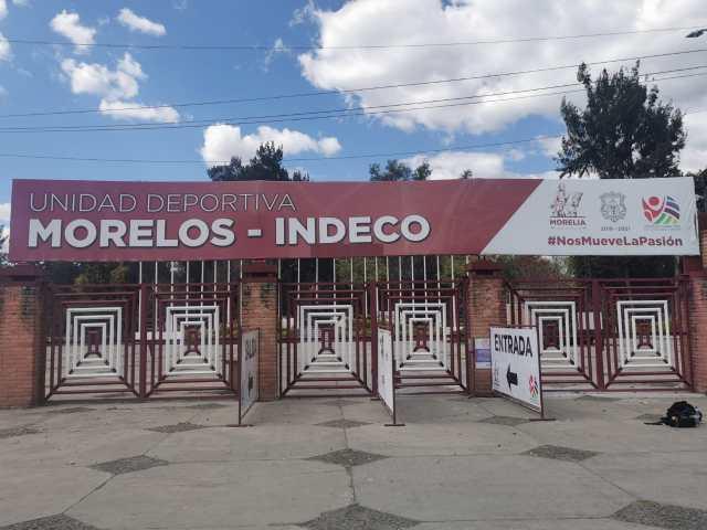 Operarán espacios deportivos del IMCUFIDE al 30 por ciento de su aforo