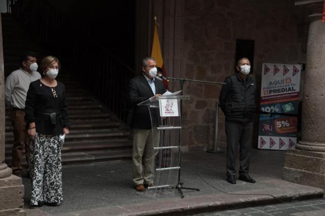 Gobierno de Raúl Morón aportará pruebas, tanques y recargas de oxígeno para mitigar efectos de pandemia