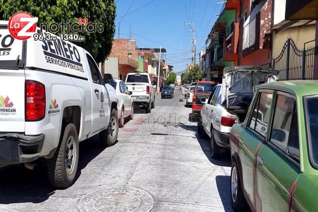 Muchacho muere tras ser baleado en la colonia El Porvenir de Zamora