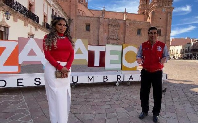 Mujer transgénero va por gubernatura de Zacatecas con Redes Sociales Progresistas