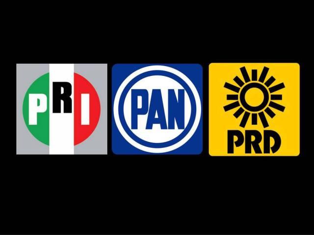Coalición «Va por México», distribuye espacios de diputaciones federales