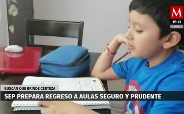 SEP alista regreso a clases seguro y prudente tras covid-19, afirma Esteban Moctezuma