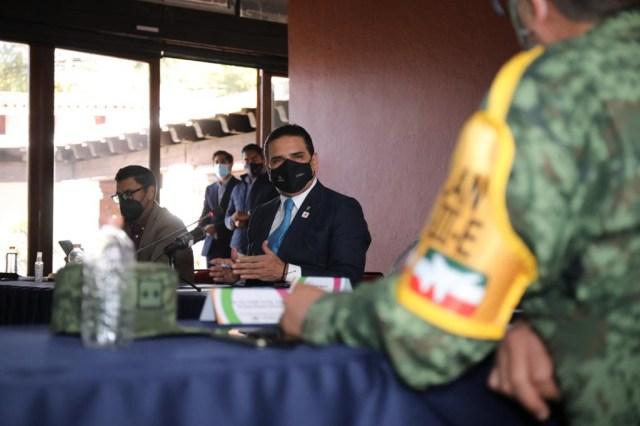 Michoacán, listo para apoyar en el proceso de vacunación contra COVID-19: Gobernador