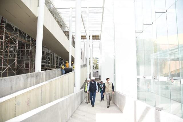 Incrementa Gobierno de Michoacán, capacidad del Ceconexpo